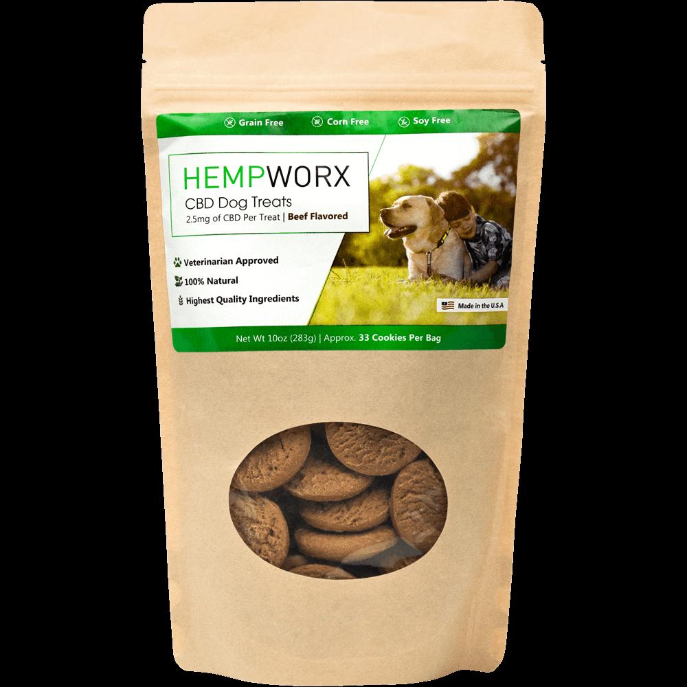 hempworx dog treats, HempWorx Dog CBD Treats