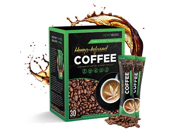 hempworx coffee, hemp coffee now, CBD Coffee, Hemp Infused, HempWorx