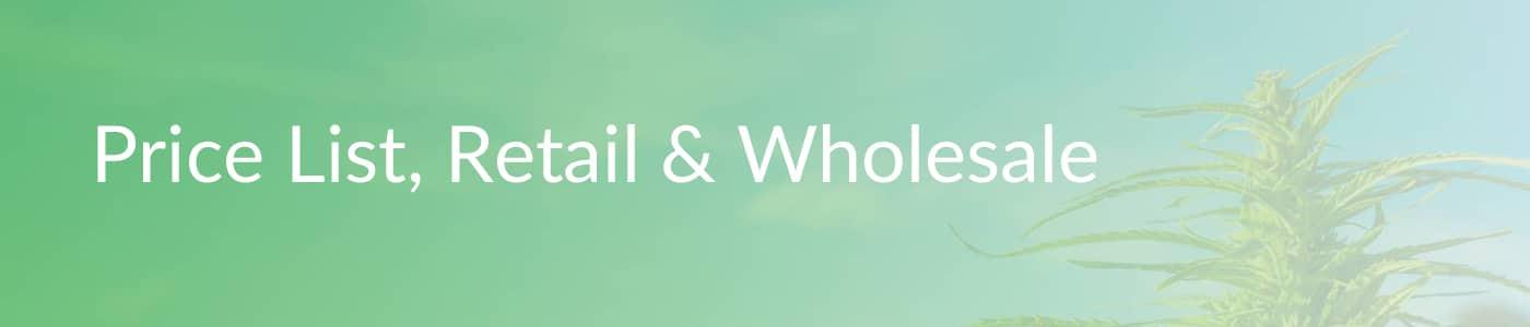 HempWorx prices, pricing, CBD price list, Wholesale CBD