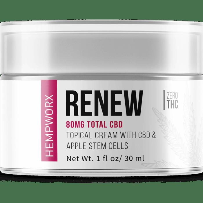 HempWorx Renew Skin Care 30ml