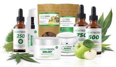 Wholesale HempWorx, Wholesale CBD, Shop Online