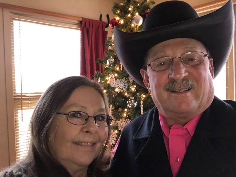 Pam & Steve Lewis HempWorx Texas Rep