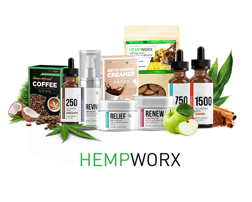 HempWorx Executive Pack