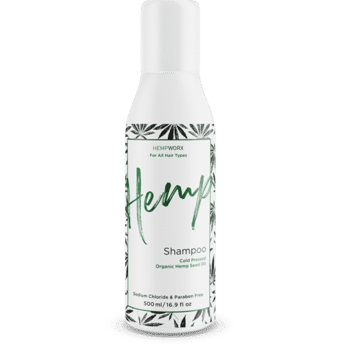 HempWorx Shampoo, Organic, Hemp Hair Care