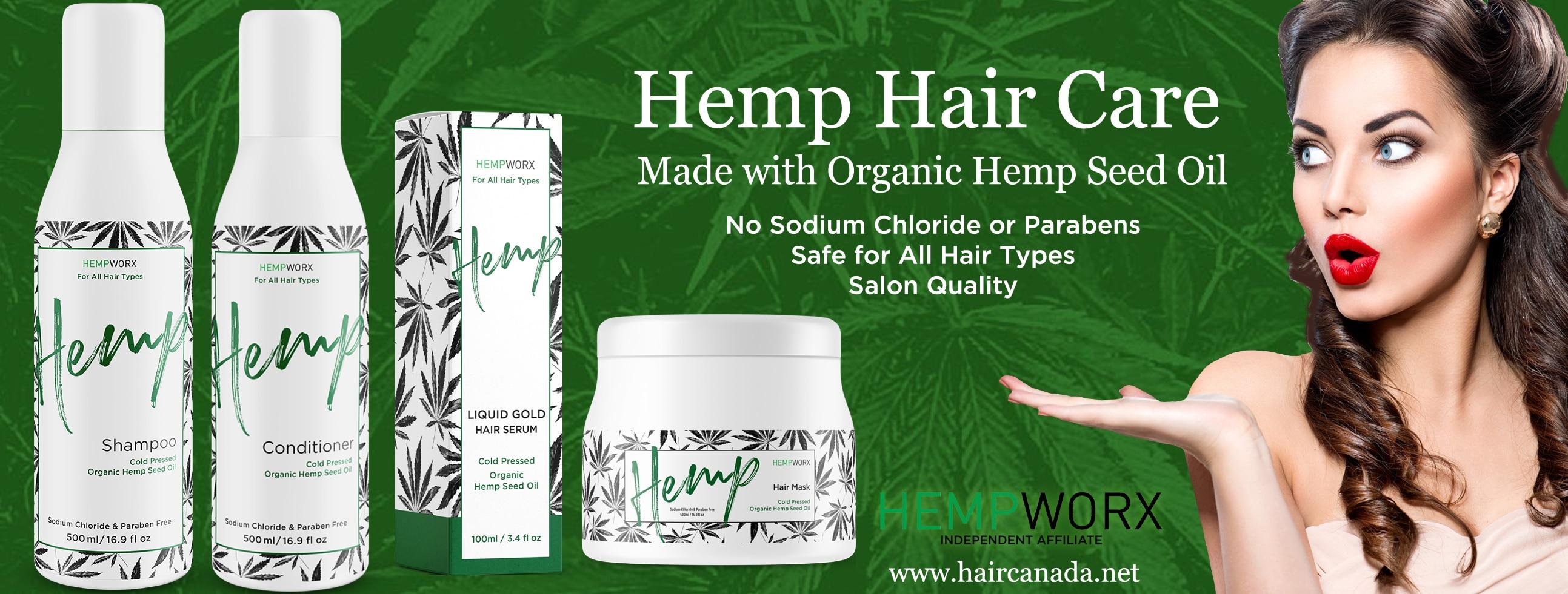 new mlm 2020 hair care hempworx